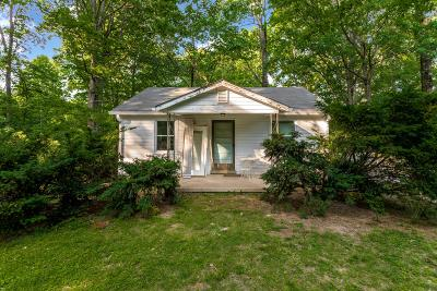 Nashville Single Family Home For Sale: 8119 Old Charlotte Pike