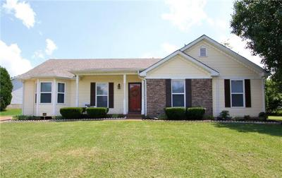 Antioch Single Family Home For Sale: 3540 Lake Towne Dr