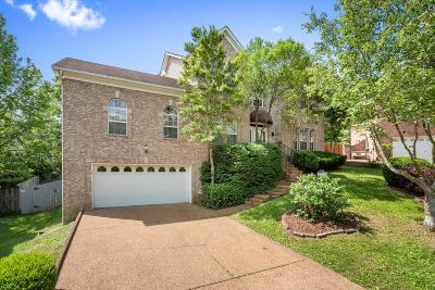 Nashville Single Family Home For Sale: 729 Vauxhall Dr