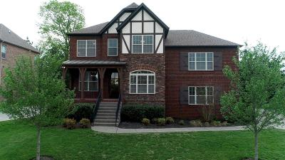 Hendersonville Single Family Home For Sale: 1015 Avery Trace Cir
