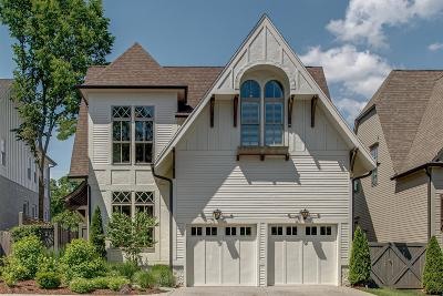 Single Family Home For Sale: 2250 Castleman Dr
