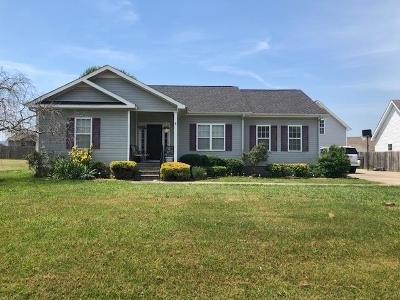 Winchester Single Family Home Active Under Contract: 154 Strawberry Dr