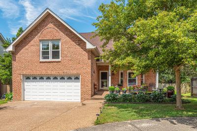 Nashville Single Family Home For Sale: 7817 Dan Kestner Ct.