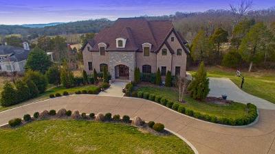Franklin Single Family Home For Sale: 661 Legends Crest Dr