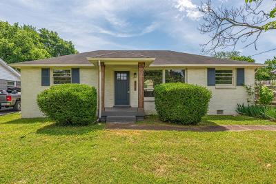 Inglewood Single Family Home For Sale: 3610 Golf St