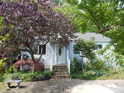 Nashville Single Family Home For Sale: 911 Chickasaw Ave