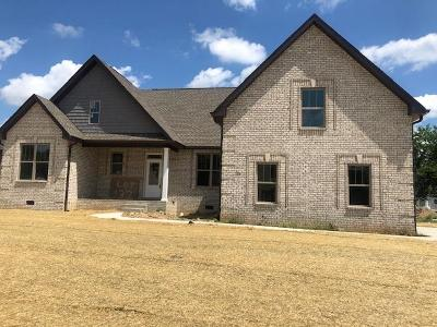 White House Single Family Home Active Under Contract: 109 Montelena Dr