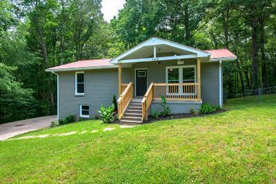 Dickson Single Family Home For Sale: 146 Oakwood Cir