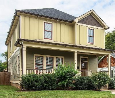 Nashville Single Family Home For Sale: 1214 N 6th St