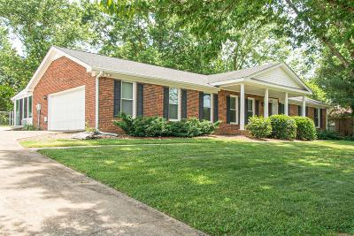 Smyrna Single Family Home For Sale: 118 Brookhaven Trail
