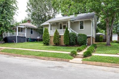 Old Hickory Single Family Home For Sale: 1309 Jones St