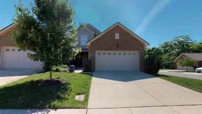 Spring Hill Condo/Townhouse For Sale: 1065 Irish Way