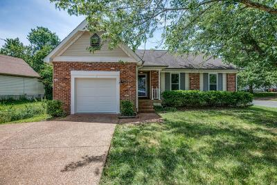 Antioch Single Family Home For Sale: 3036 Towne Valley Rd