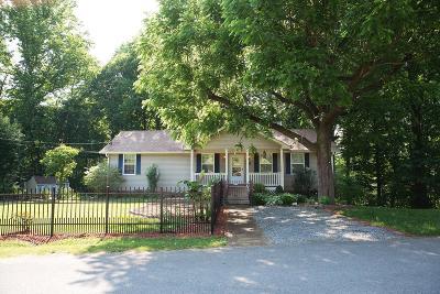 Goodlettsville Single Family Home For Sale: 147 Oak Forest Dr