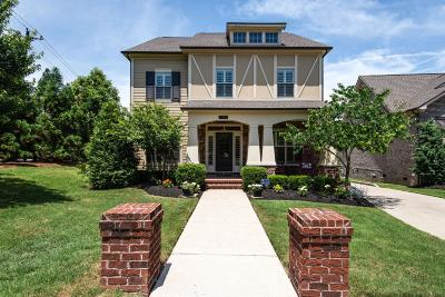 Franklin Single Family Home For Sale: 501 Tywater Crossing Blvd