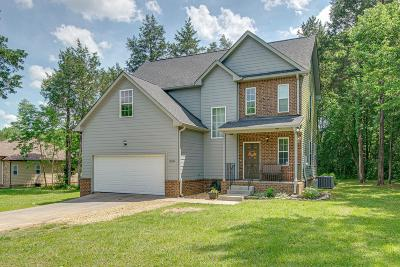 Mount Juliet Single Family Home For Sale: 284 Spring Hill Rd