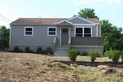 Single Family Home For Sale: 102 McKennell Dr