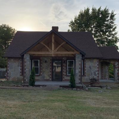 Old Hickory Single Family Home For Sale: 407 Pitts Ave
