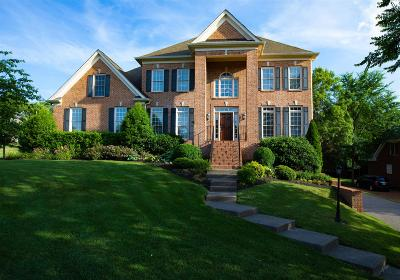 Brentwood Single Family Home For Sale: 2201 Helens Way
