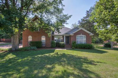 Nolensville Single Family Home Active Under Contract: 309 Baronswood Dr