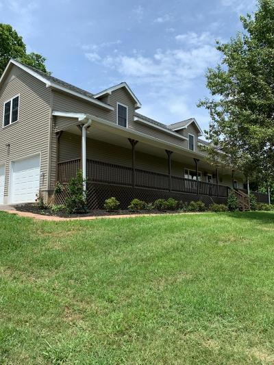 Alexandria Single Family Home For Sale: 4045 Lower Helton Rd