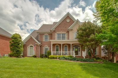 Goodlettsville Single Family Home Active Under Contract: 1279 Twelve Stones Crossing