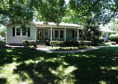 Lebanon Single Family Home For Sale: 690 Martha Leeville