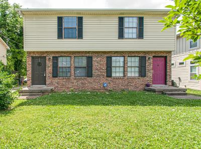 Nashville Multi Family Home For Sale: 613 Eastboro Dr
