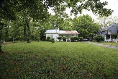 Columbia Single Family Home For Sale: 1212 Galloway St
