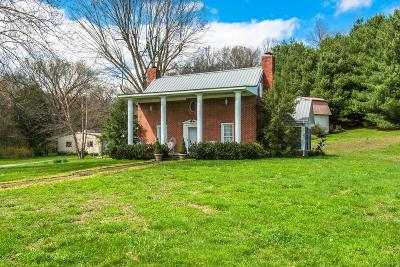 Marshall County Single Family Home For Sale: 5453 Delina Rd