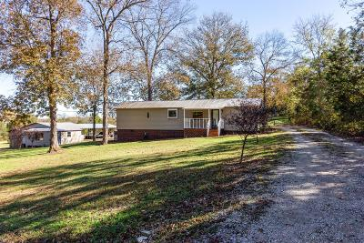 Spring Hill  Single Family Home Active Under Contract: 5029 Will Brown Rd