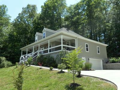 Kingston Springs Single Family Home For Sale: 1280 Craggie Hope Rd