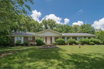 Mount Juliet Single Family Home For Sale: 305 Woodlawn Dr