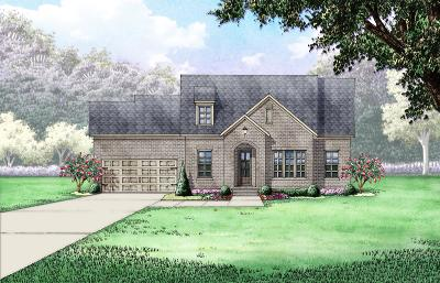 Springfield Single Family Home For Sale: 2195 Savage Creek Drive Lot 11