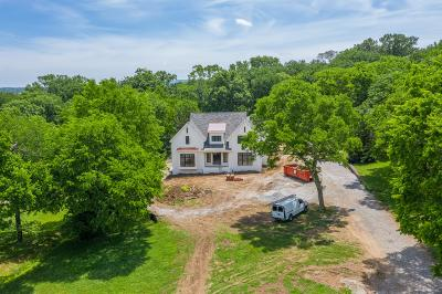 Nashville Single Family Home For Sale: 4511 Price Circle Rd