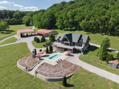 Marshall County Single Family Home For Sale: 2550 Charlie Thomas Rd