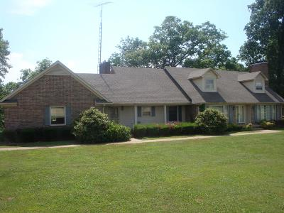 Lawrenceburg Single Family Home For Sale: 129 Greenwood Rd