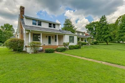 Old Hickory Single Family Home Active Under Contract: 1006 Riverside Dr