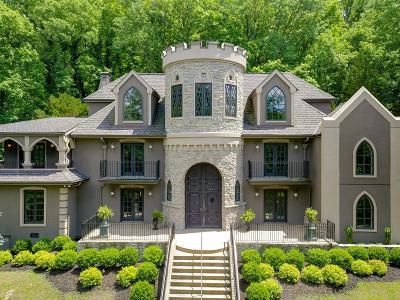 Single Family Home For Sale: 6008 Hillsboro Pike