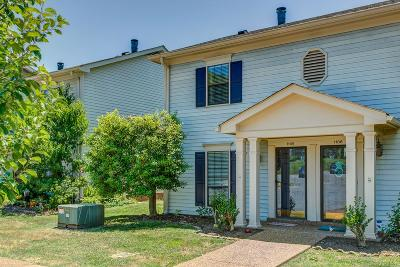 Williamson County Condo/Townhouse Active Under Contract: 1105 Brentwood Pt