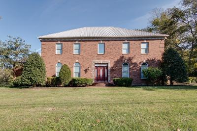 Old Hickory Single Family Home For Sale: 207 Rising Sun Terrace