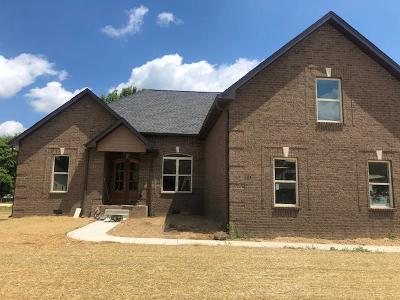 White House Single Family Home Active Under Contract: 105 Montelena Dr