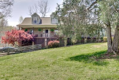 Columbia Single Family Home For Sale: 1471 Center Star Rd