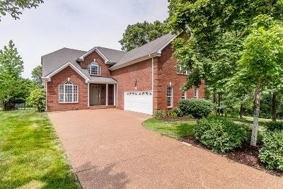 Nashville Single Family Home For Sale: 5637 Cedar Rock Dr