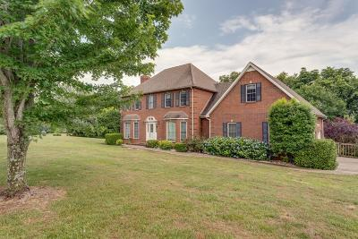 Lewisburg Single Family Home For Sale: 225 Crestview Drive