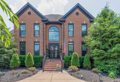 Brentwood Single Family Home For Sale: 9201 Hunterboro Dr