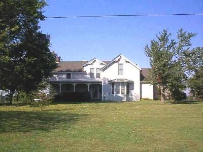 Christian County, Ky, Todd County, Ky, Montgomery County Single Family Home For Sale: 3530 Ashland City Rd