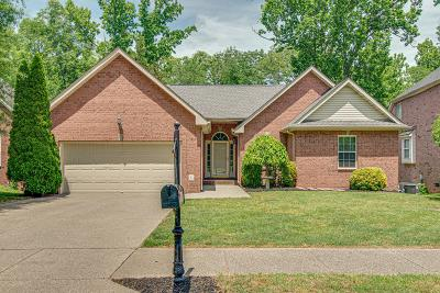 Hermitage Single Family Home For Sale: 1517 Rachaels Rdg