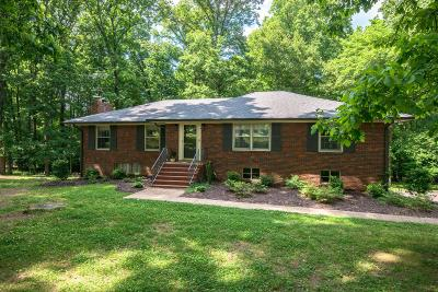 Dickson Single Family Home Active Under Contract: 303 Annwood St