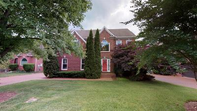 Franklin  Single Family Home Active Under Contract: 914 Riverview Dr